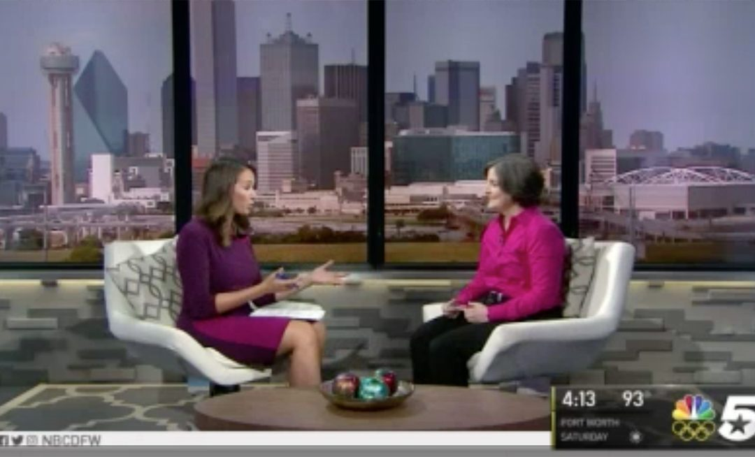 Dr. Suzanne Slonim on Channel 5