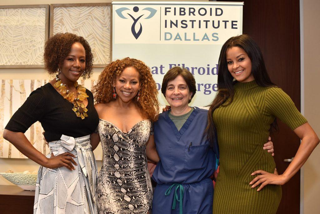 Fibroid treatment mixer July