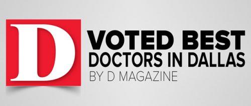 D Magazine Best Doctors