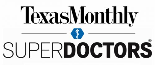 Texas Monthly Super Doctors