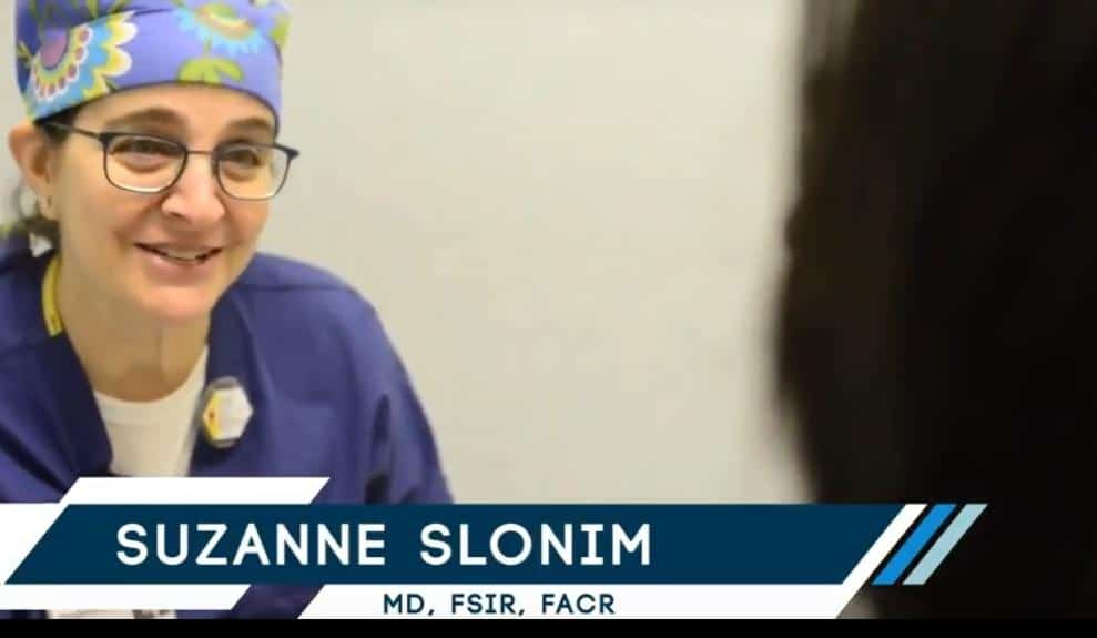 Dr. Suzanne Slonim interview