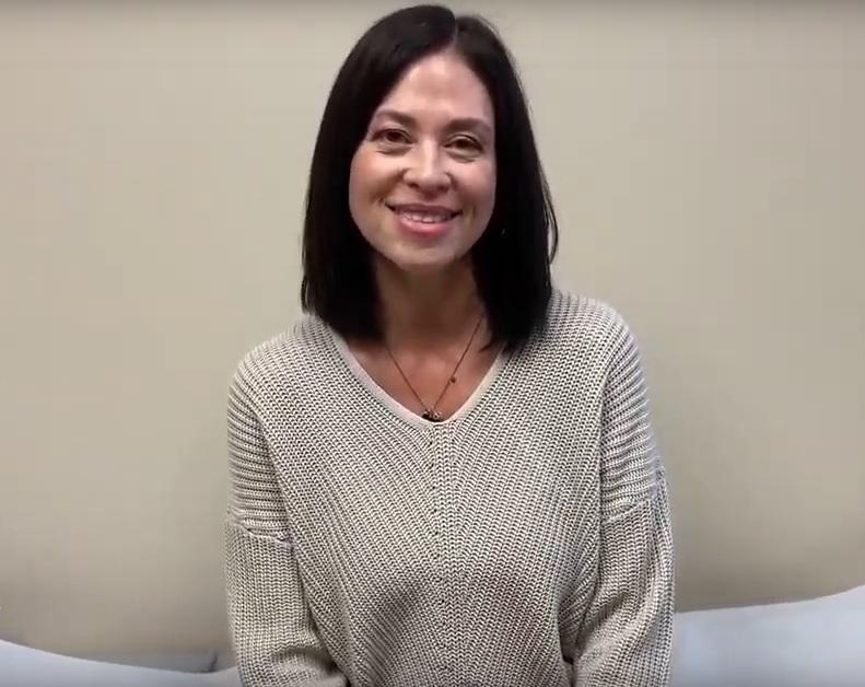 Uterine fibroids Vella's story