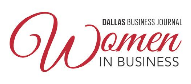 Dallas Business Journal women in business award