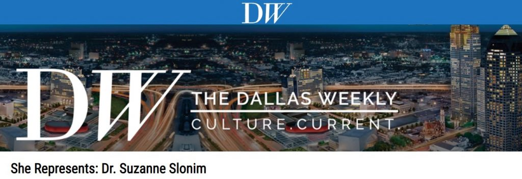 Dallas Weekly She Represents fibroid doctor