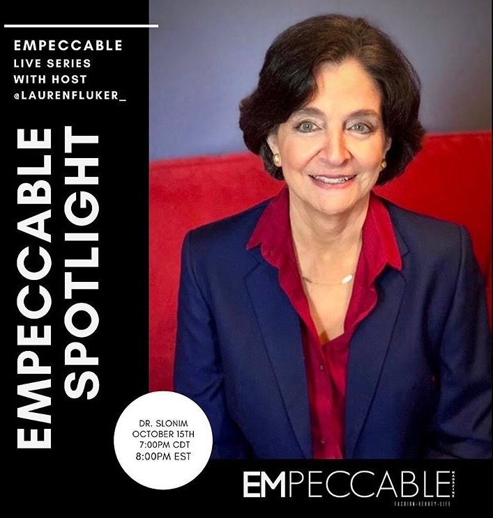 Empeccable magazine best fibroid doctor interview