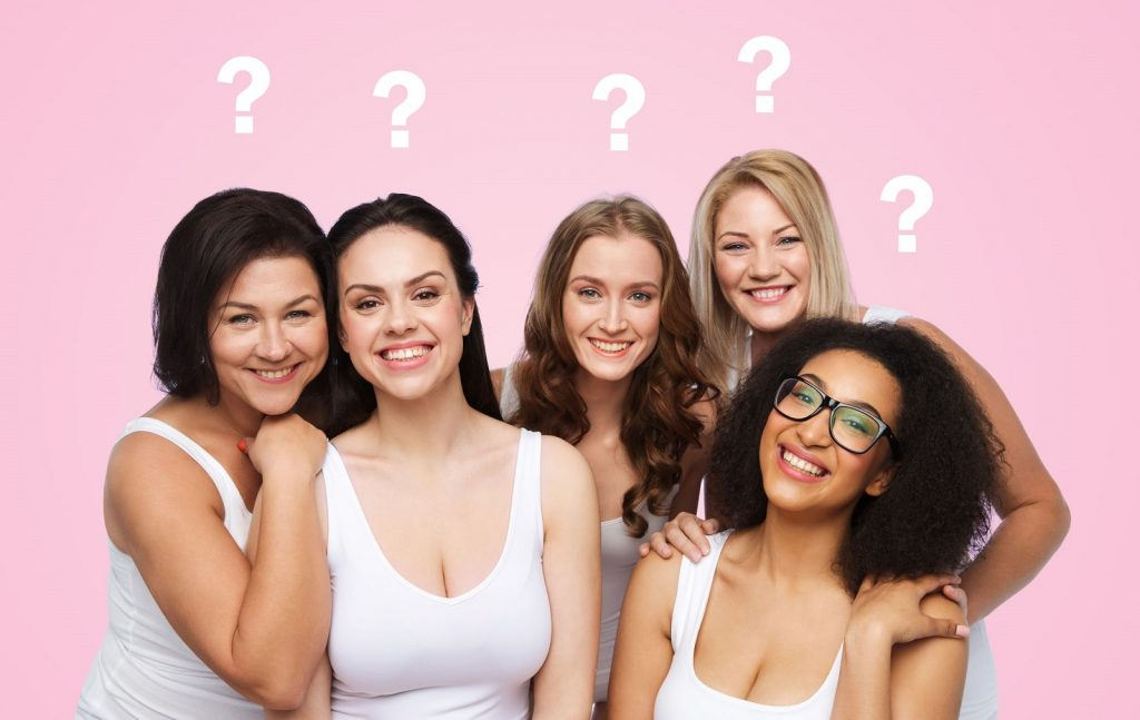 Candidates for UFE women