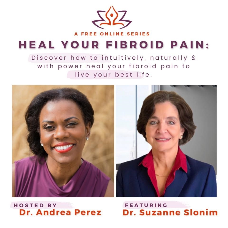 Event: Heal Your Fibroid Pain