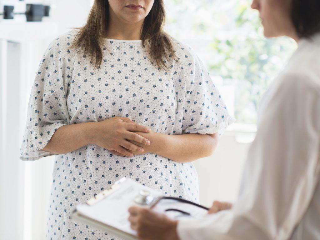 Fibroid symptoms doctor visit