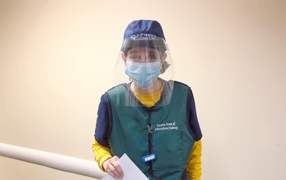 Fibroid symptoms ask Dr. Suzanne Slonim