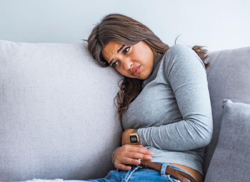 Uterine fibroid symptoms pain