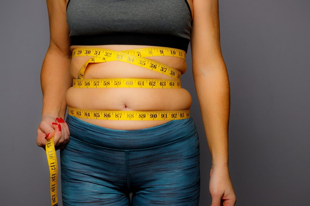 Fibroids and weight gain measure woman