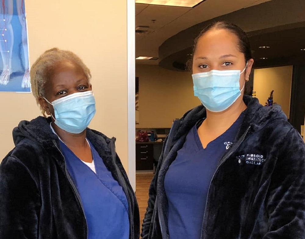 Fibroid nurses