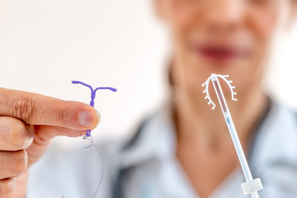 IUDs and fibroids