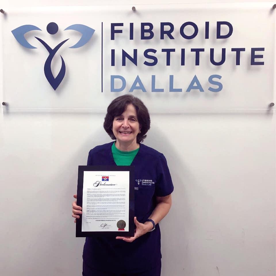 Dallas Fibroid Awareness Month