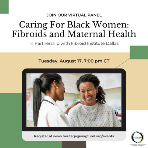 Vent caring for Black women