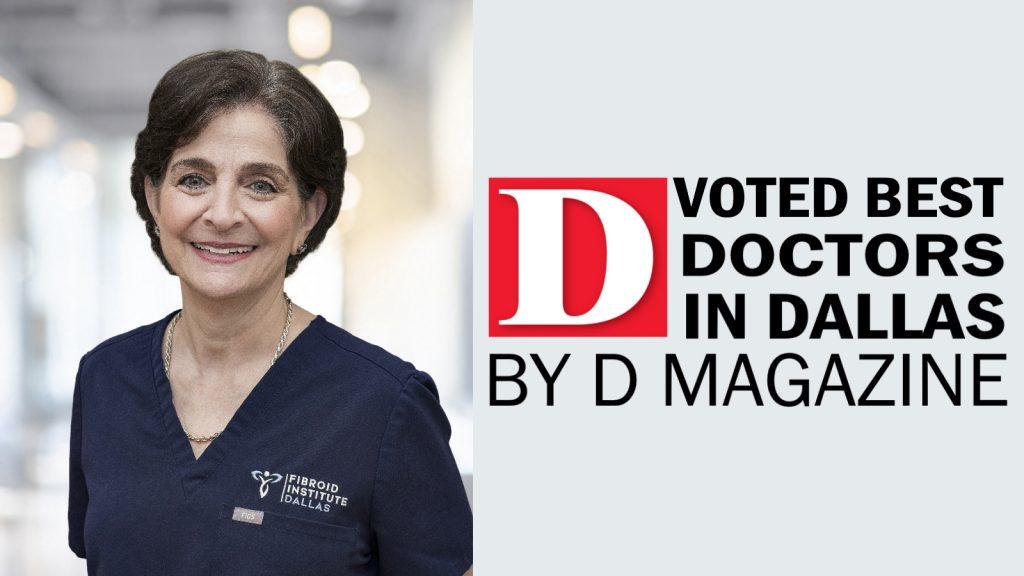 D Magazine Best Doctors Suzanne Slonim
